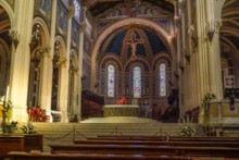 Interior of Reggio Calabria Cathedral 1