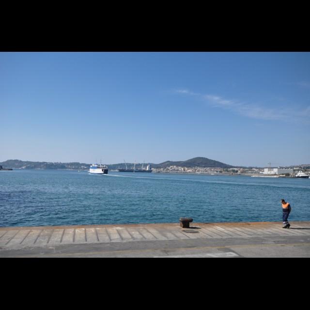 Harbor of Puteoli 1
