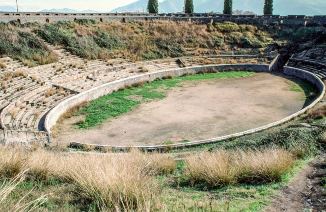 Amphitheater Interior