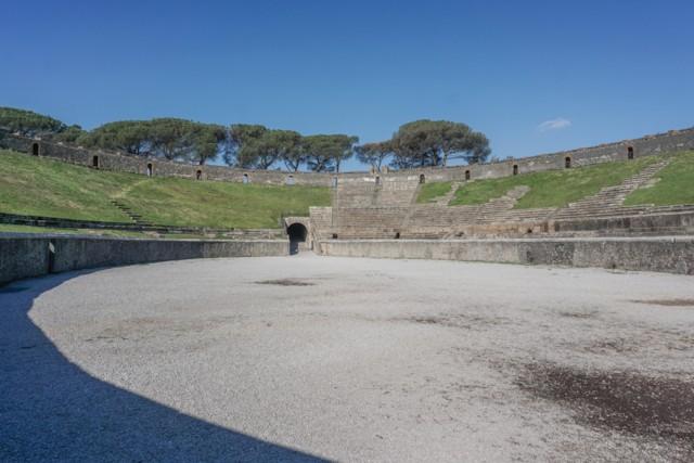 Amphitheater Interior North