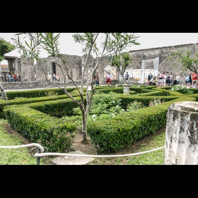 Inner Garden & Peristyle