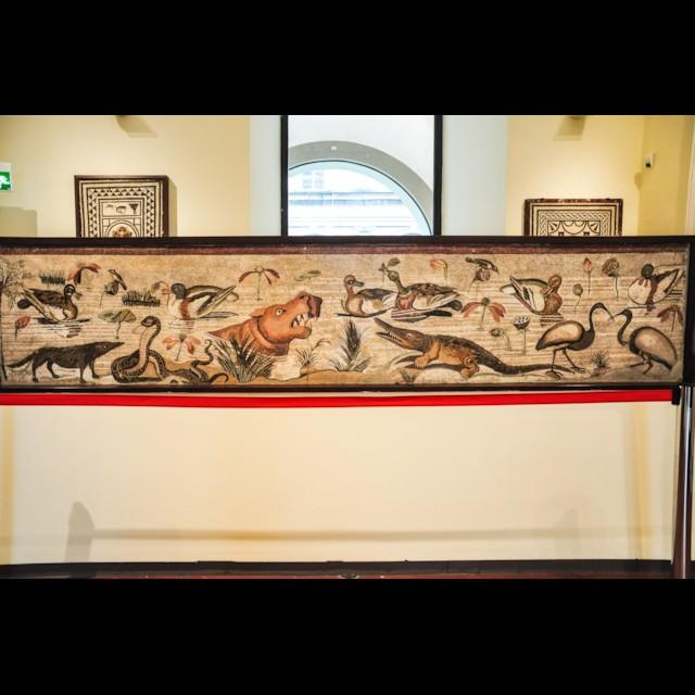 Nilotic Mosaic