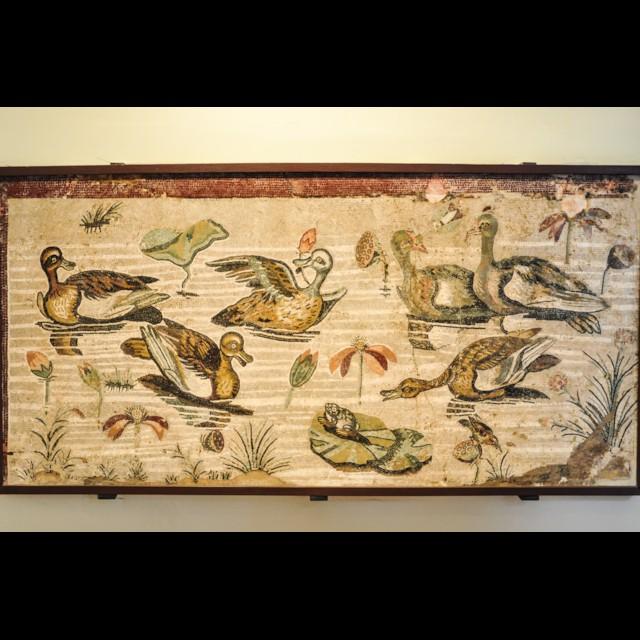 Nilotic Mosaic 2