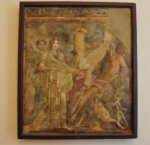 Marriage of Zeus and Hera
