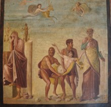 Sacrifice of Iphigenia