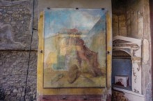 Fresco: Venus and Mars