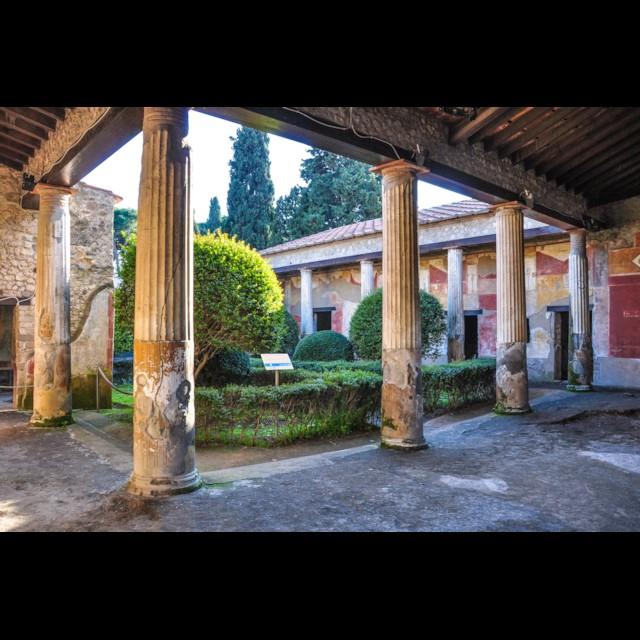 Peristyle Garden 1