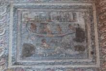 Nilotic Mosaic Detail