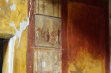 Fresco from Trojan War