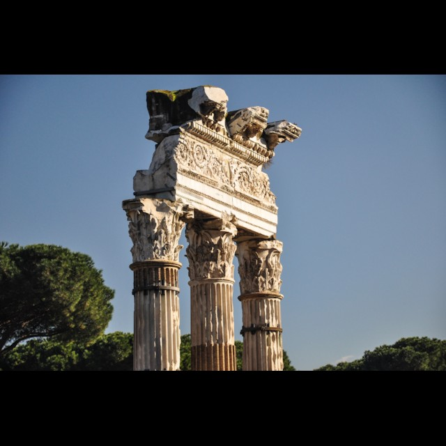 Forum of Julius Caesar 3