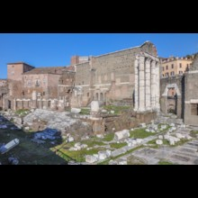 Forum of Augustus Temple of Mars Ultor