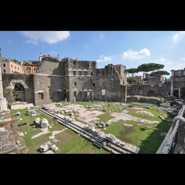 Forum of Augustus Eastern Portico