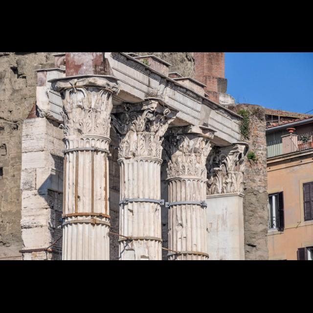 Forum of Augustus Columns