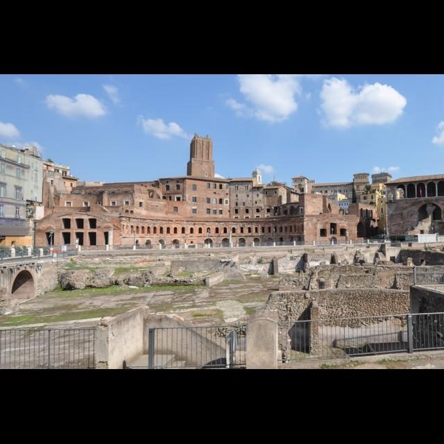 Market of Trajan 2