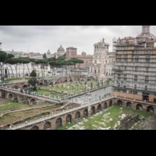 The Basilica Ulpia 1