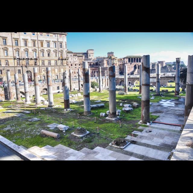 The Basilica Ulpia 2