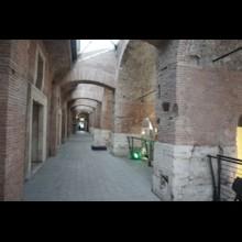 Market of Trajan Upper Floor