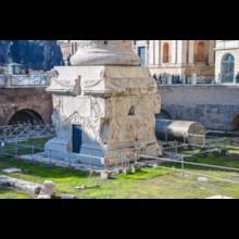 Column of Trajan Base