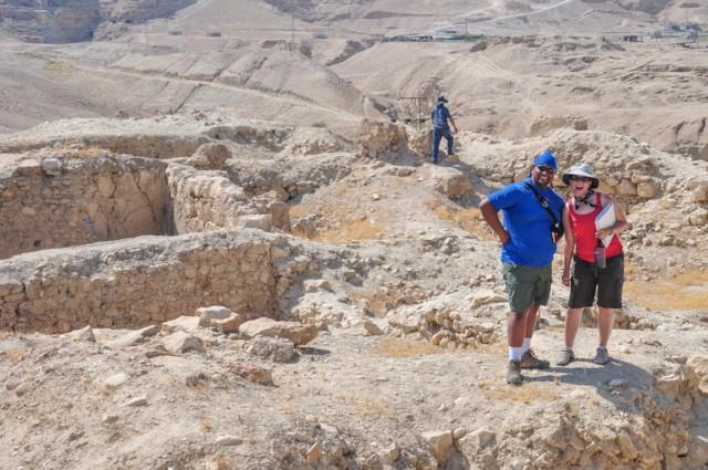 Exploring New Testament Jericho