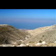 Wadi & Dead Sea