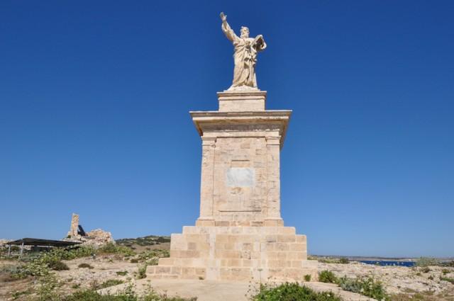 Statue of Apostle Paul