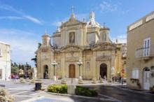 Collegiate Church of St Paul Rabat