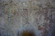 Catacomb Menorah 3
