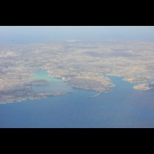 Ports of Valletta Aerial