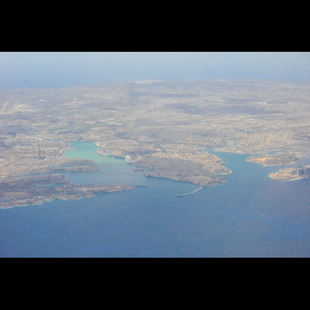 Ports of Valletta Aerial