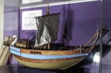 Model of Cargo Ship