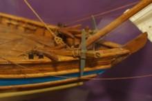 Anchors on a Ship
