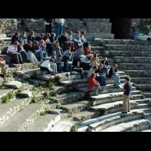 Jesse Gavin at Ephesus
