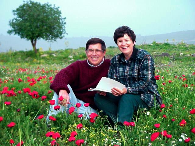 Carl & Mary Rasmussen