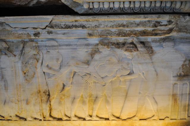 Polyxena Sarcophagus Human Sacrifice