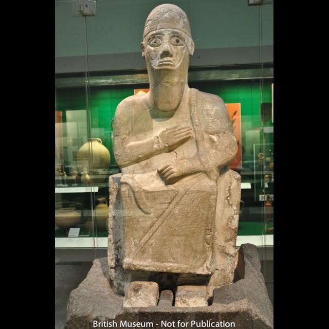 Idrimi Statue