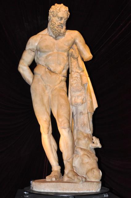 Hercules Farnese of Perge