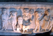 Frieze From Theater