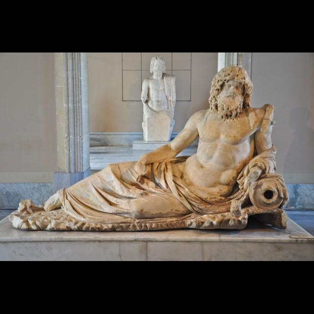 Oceanus (reclining)