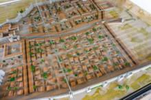 Model of Perga East