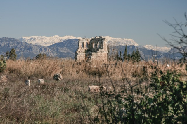 Hellenistic and Taurus Mountains