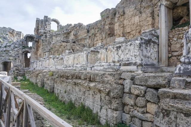 Theater Skene Reliefs 2