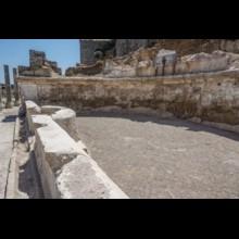 Caracalla Nymphaeum Interior