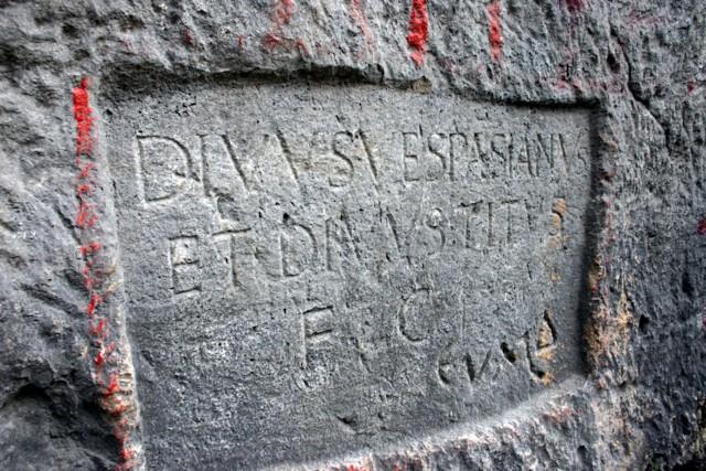 Latin Inscription 1