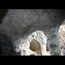 Rock Tombs Cornice