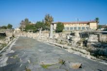 Tarsus Ancient Street 1