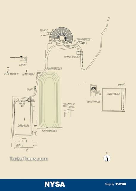 Plan of Nysa