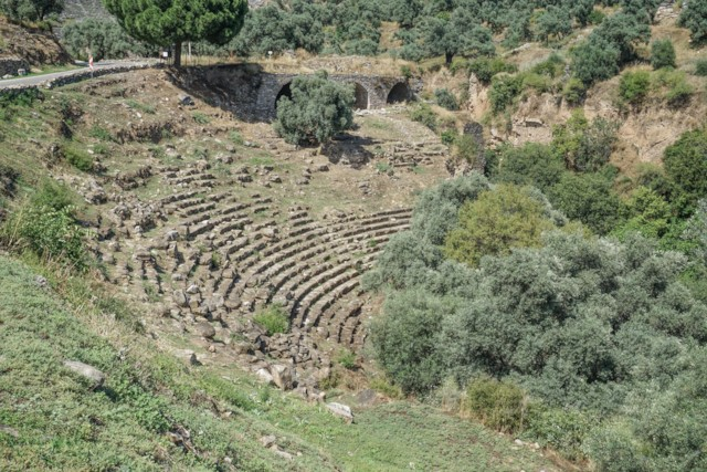 Stadium/Amphitheater Detail