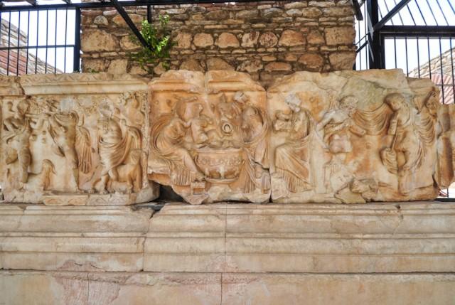 Bathing of Dionysus