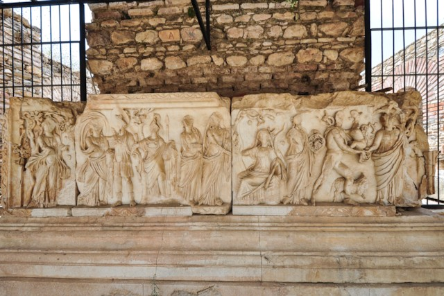 Abduction of Kore and Infant Dionysus at Nysa