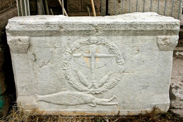 Monument/Sarcophagus?